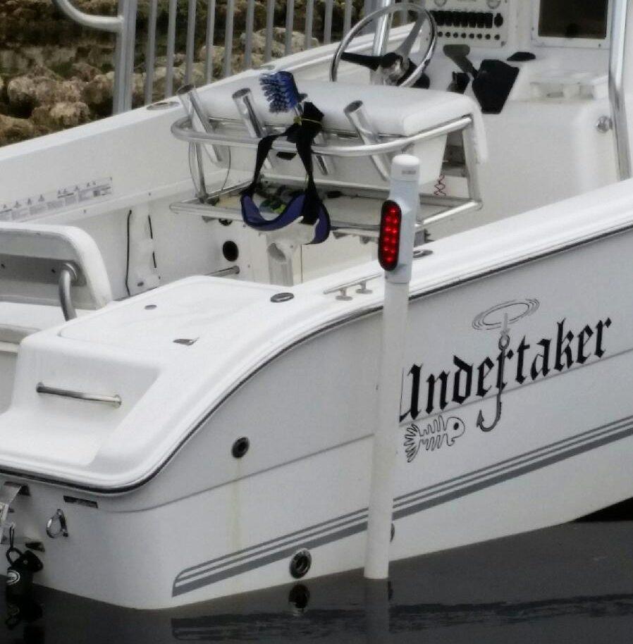 Boat Trailer Lights